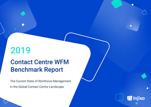 2019 - Contact Centre WFM Benchmark Report